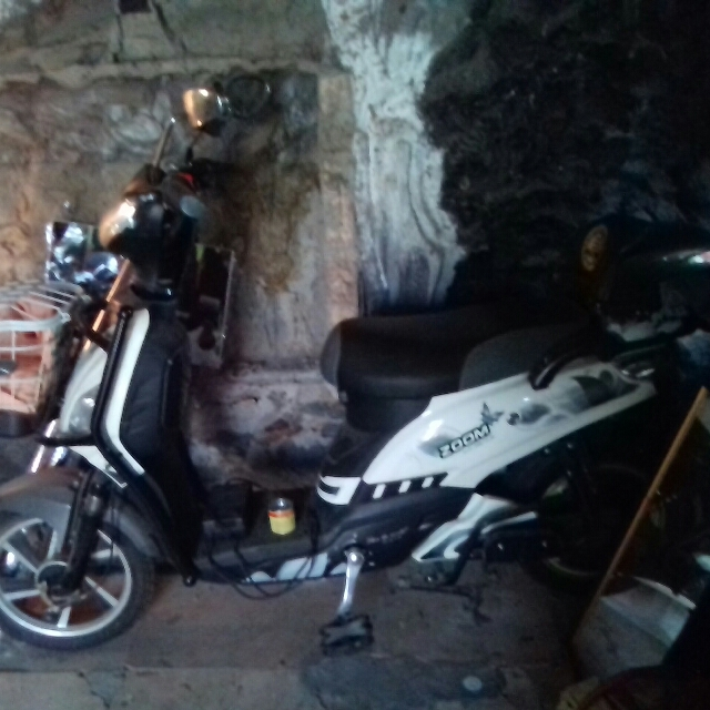 Sepeda Listrik Ebike Plug Type Zoom S20