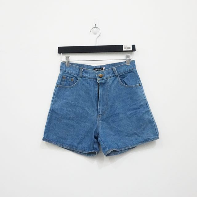Shilla Short Denim Blue