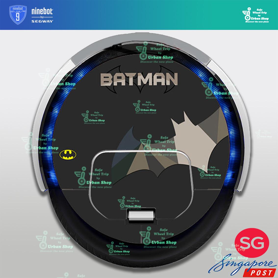 Skin Decal Sticker Wrap Black Batman Limited Edition Design