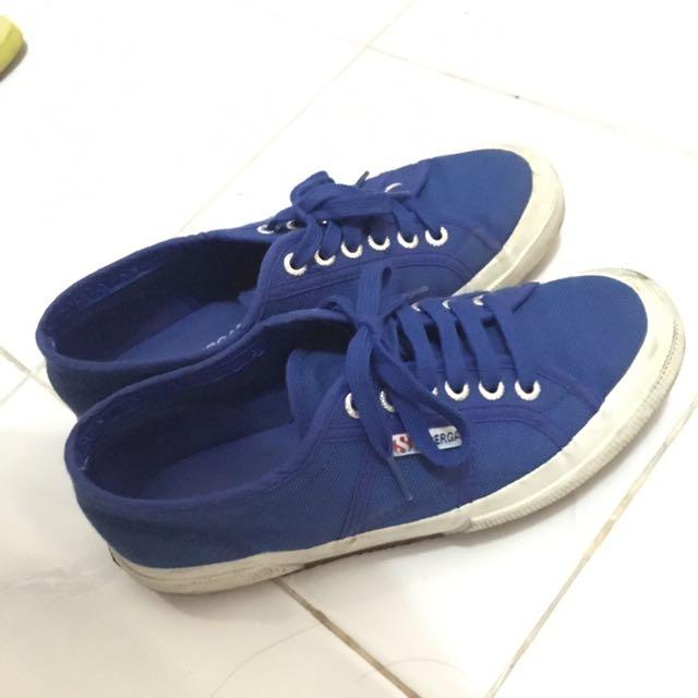 Superga 2750 Blue
