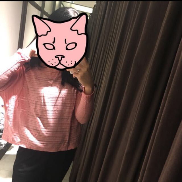 Sweater Pull&Bear Pink