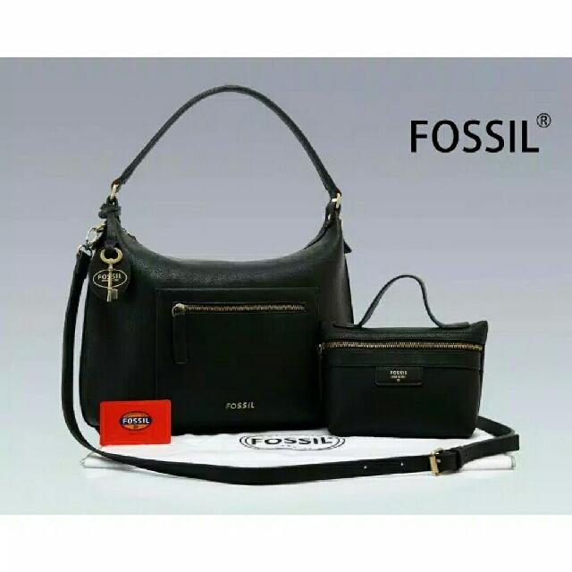 Tas Fossil Semi Ori