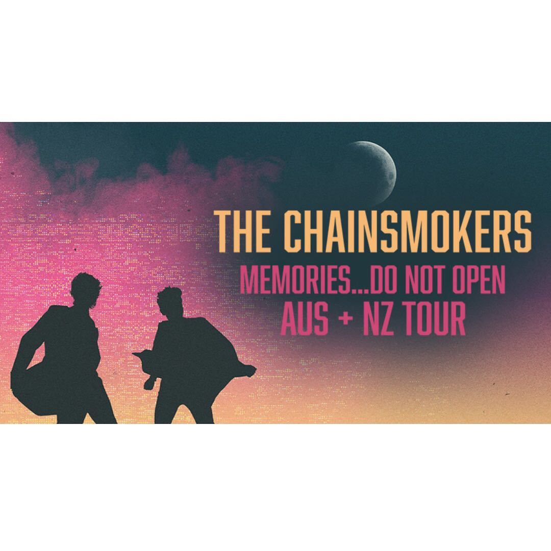 The Chainsmokers @ Melbourne