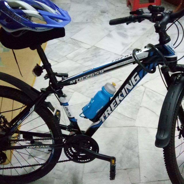 Trecking bicycle MARKDOWN PRICE