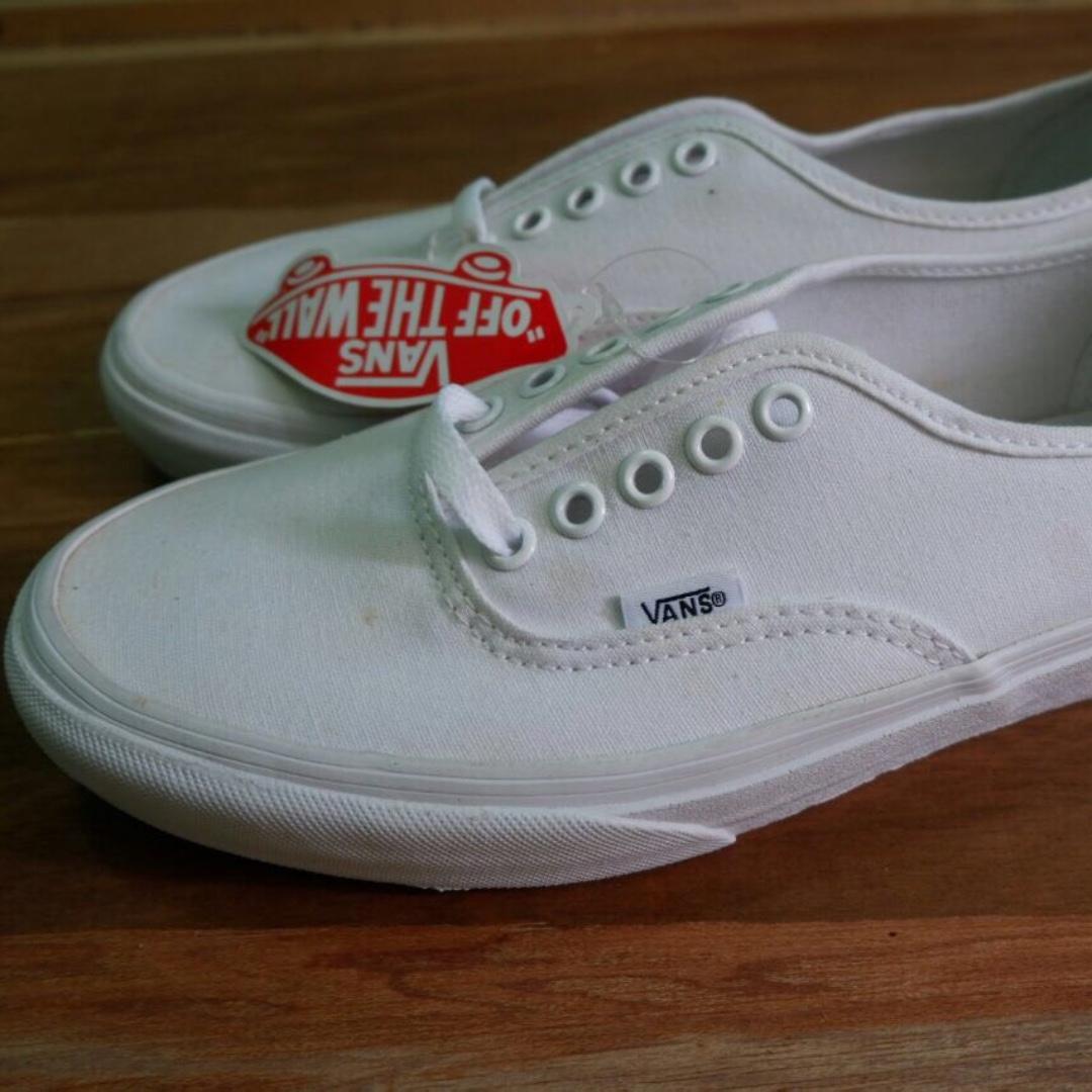 Vans Authentic classic true white