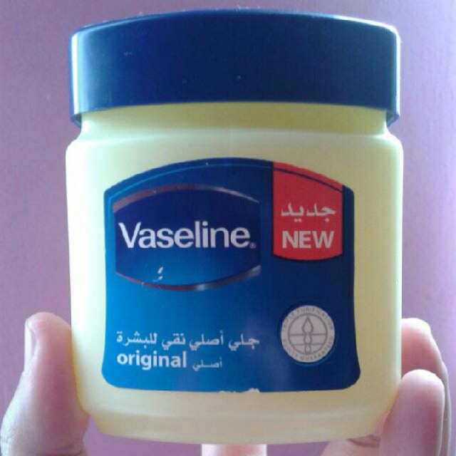Vaseline Petroleum Jelly Original Arab