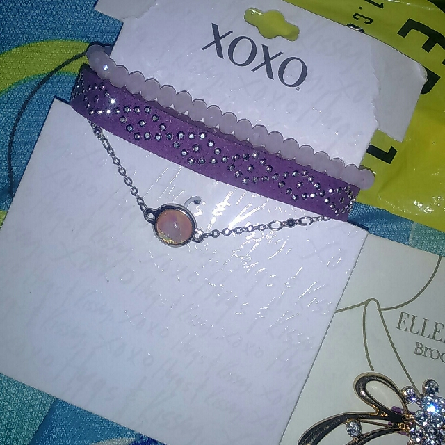 XOXO 3pc Bracelet