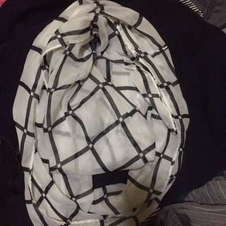 RUSH SALE! Auth INFINITY SCARF! BNWOT! Unused condition!