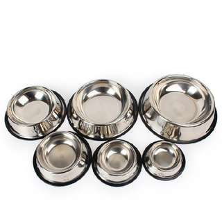 Pet Bowl Feeder Stainless