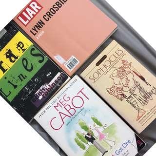Paperback Books