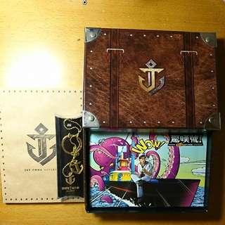 Jay Chow 周杰倫 驚嘆號 CD