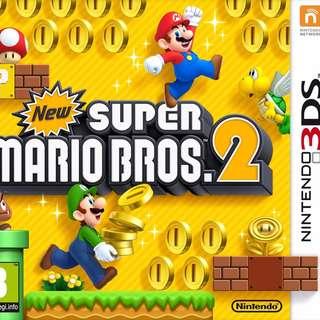 3DS Super Mario Bros. 2