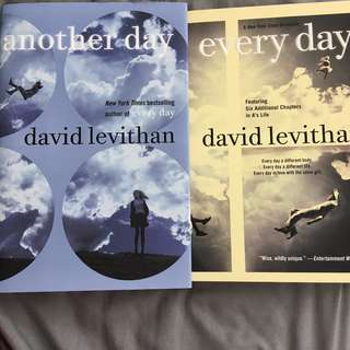 David Levithan Series