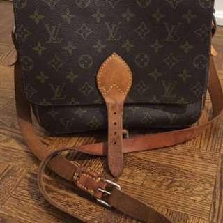 Authentic LV Crossbody Bag