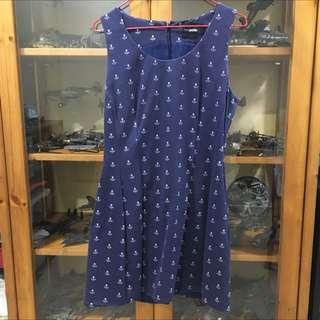 ASOS Petite Anchor Dress