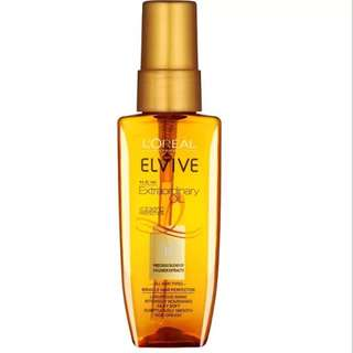 Loreal Paris ELVIVE EXTRAORDINARY OIL