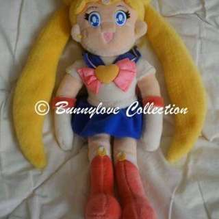 LOOKING FOR: SAILOR MOON PLUSH )I NEED BIG ONE) THANK YOU 😊