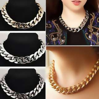 BN Chunky Chain Necklace