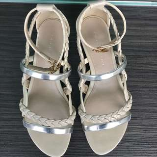 Charles & Keith女神涼鞋