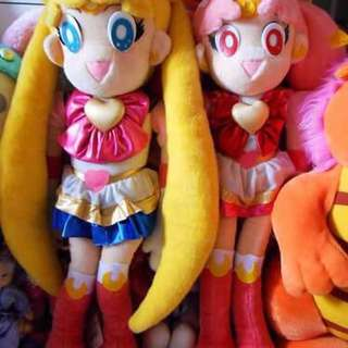 LOOKING FOR: SAILOR MOON PLUSH (I NEED THE BIG ONE) THANK YOU 😊