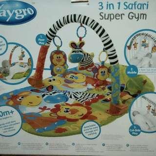 3 in 1 Safari Super Gym