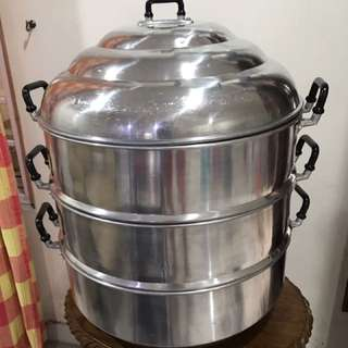 2-tier steamer