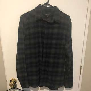 Just jeans flannel shirt