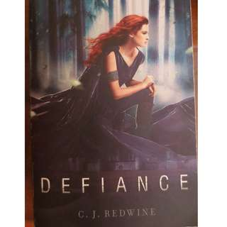 Book: Defiance by C.J. Redwine
