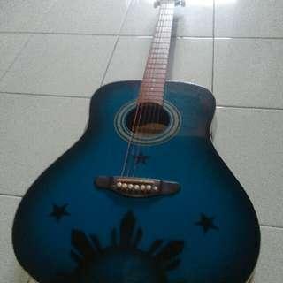 Lumanog John Curt Acoustic Guitar