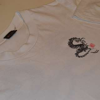 VTG 90s Stussy Outdoor T-shirt Size M