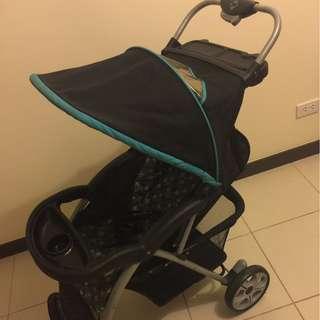 Safety 1st Saunter Travel System Stroller