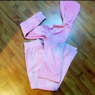 Jouicy Coulture hoodie and pants