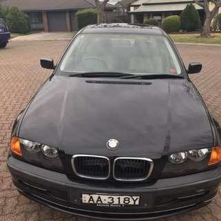 2000 Model BMW 318i