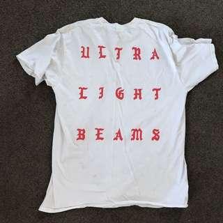 Ultra Light Beams Tee