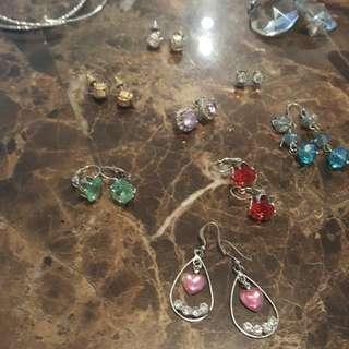 Random Jewelry And Silver Kit