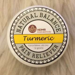 Pain reliever balm