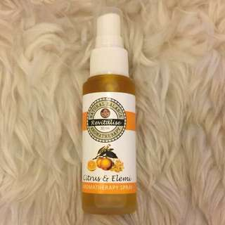Citrus Aromatherapy spray 30ml