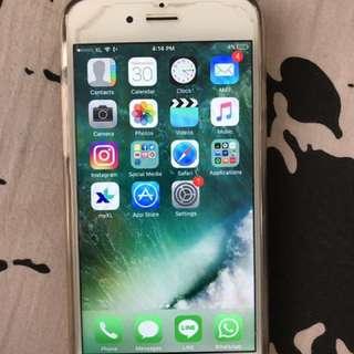 iPhone 6 64gb Gold ex-garansi Inter