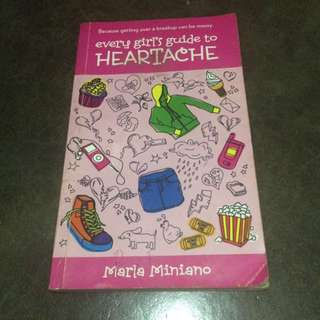 Every girls guide to heartache