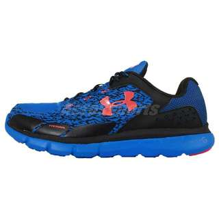 Under Armour Velocity Storm Lightning Blue Trainers