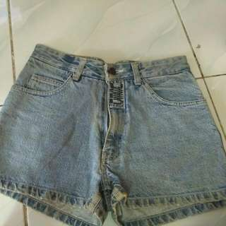 Hotpants Highwasit Jeans