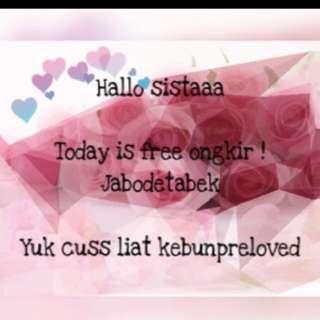 PROMO FREE ONGKIR SALE !!