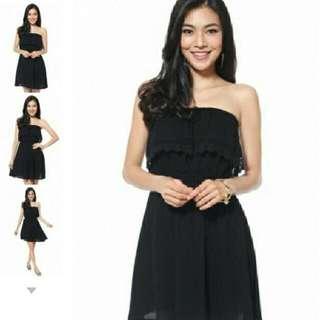 Love Bonito Dakota Dress In Black