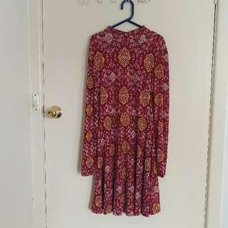 Sportsgirl printed dress