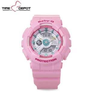 Casio Baby Pink Baby-G