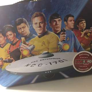 Star Trek Anniversary Lunch Tote (Fan Expo Canada 2016 Exclusive)