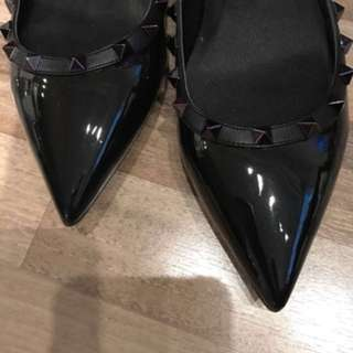 Valentino Rockstud Inspired Shoes