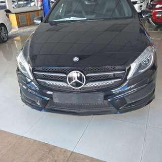 Mercedes A250 - 2013