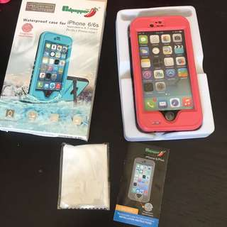 Waterproof Iphone 6/6s Case