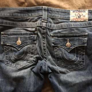 True religion jeans womans